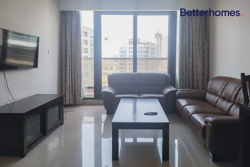 2 Fully furnished| Partial Golf Course View| 4 chqs