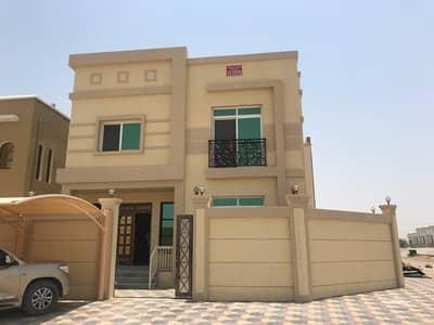 5 Bedroom Villa for Sale in Garden City, Ajman - For sale in the jasmine area behind the garden villa corner