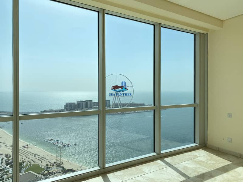 2 Fully Furnished | AC & Gas Is Included  | SEA VIEW