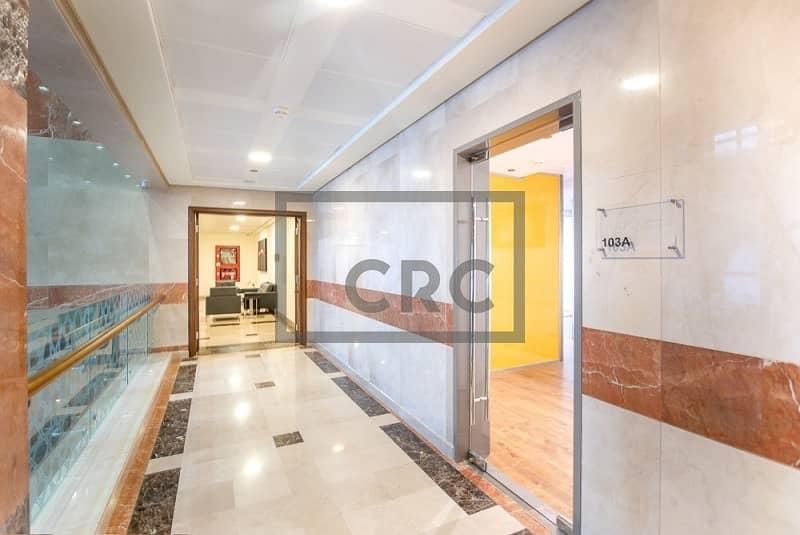 10 Ibn Battuta Gate - fitted office space landmark bldg