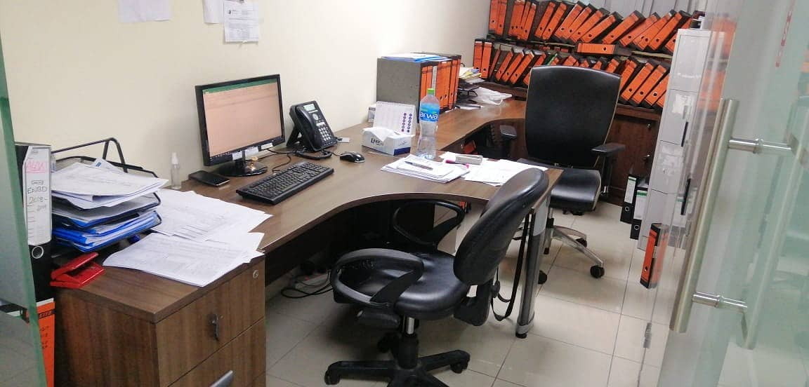 High Floor Big Space Office for Rent @28k Annual in Horizon Tower-D
