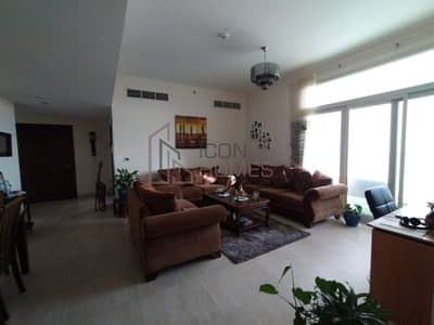 2 Bedroom Apartment for Rent in Al Furjan, Dubai - Spacious 2 BR with Maid Room   2 Parking   With Kitchen Appliances