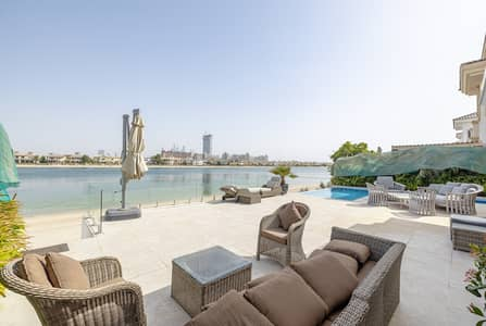 5 Bedroom Villa for Rent in Palm Jumeirah, Dubai - G+2 | 5 Bedrooms | Fully Upgraded | A Must See