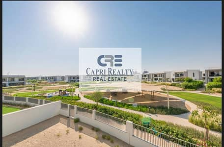 5 Bedroom Villa for Rent in Dubai Hills Estate, Dubai - BACKING POOL|TYPE E4| 7000PLOT |SIDRA 1