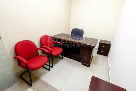 Short Term Contract |Exclusive Offer for Semi Fitted Offices Space