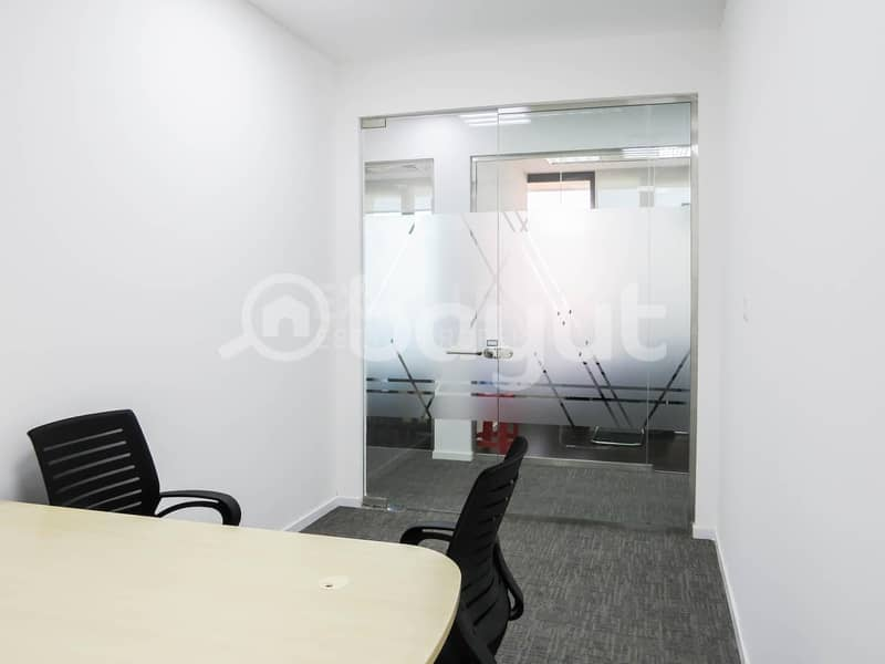 2 Expand Your Business in  Exceptional Office Space