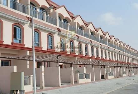 فیلا 2 غرفة نوم للايجار في عجمان أب تاون، عجمان - Geart Deal 2 Bed room Town House For Rent 24k