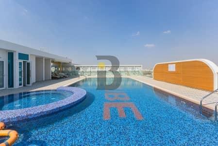 فلیٹ 1 غرفة نوم للايجار في مدينة دبي للاستديوهات، دبي - Glistering  Apartment in a state of the art Building