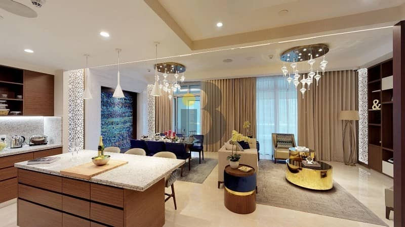Amazing Dubai Downtown 3bed luxury apartment Burj Khalifa view