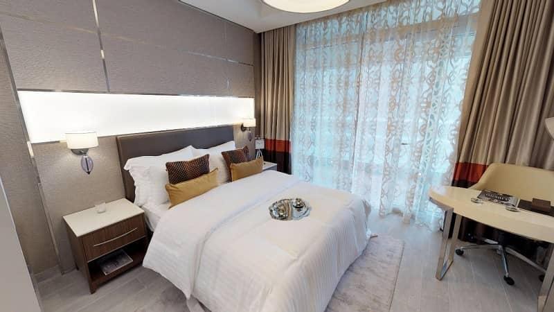 Central Dubai downtown 1bed luxury unit for sale Burj Khalifa view