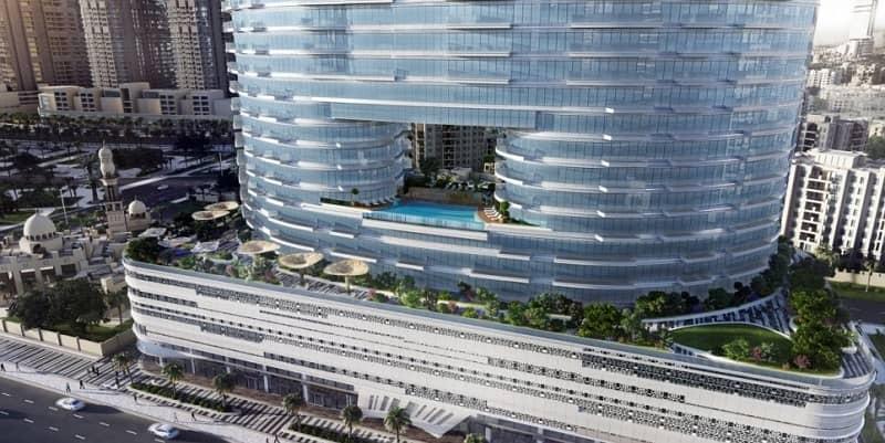 8 Central Dubai downtown 1bed luxury unit for sale Burj Khalifa view