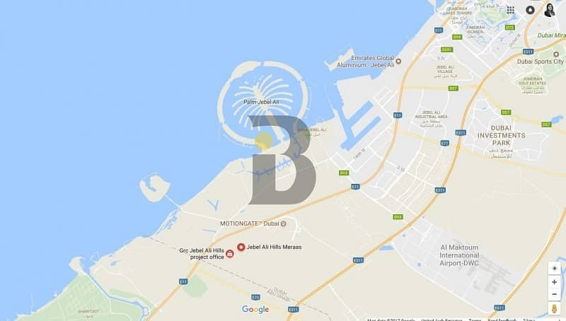 2 Residential Plots | Next to Dubai Parks and Resorts | Freehold