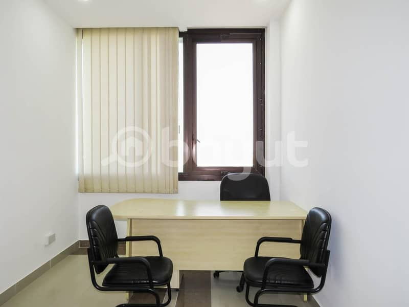 Standard Office as per Municipality Requirements and for Tawtheeq Purpose
