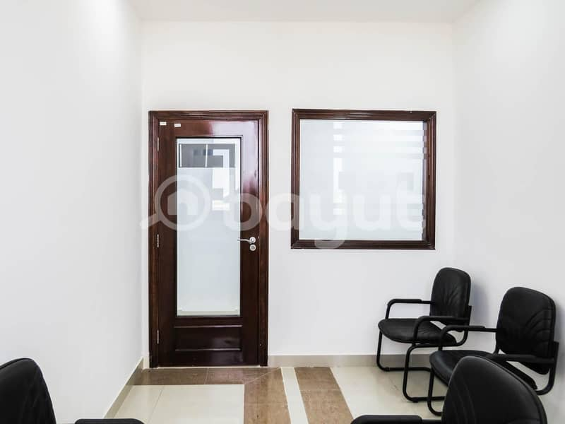 2 Standard Office as per Municipality Requirements and for Tawtheeq Purpose