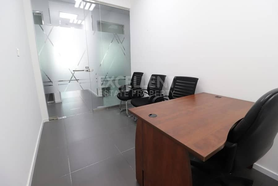 Affordable Office Suite with a View in Mid Floor