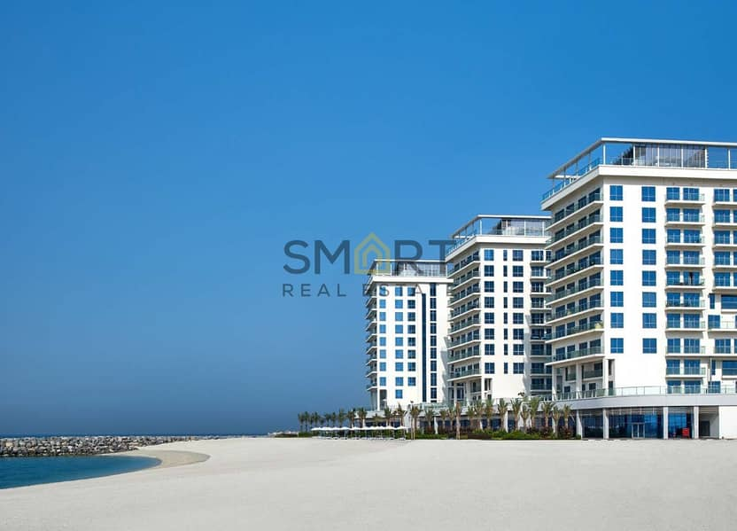 Spacious Apartment | Private Beach | Outstanding Facilities