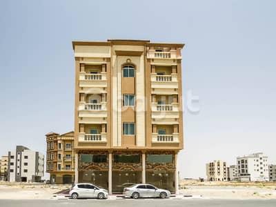 فلیٹ 2 غرفة نوم للايجار في العالية، عجمان - للايجار غرفتين وصالة اول ساكن في العالية