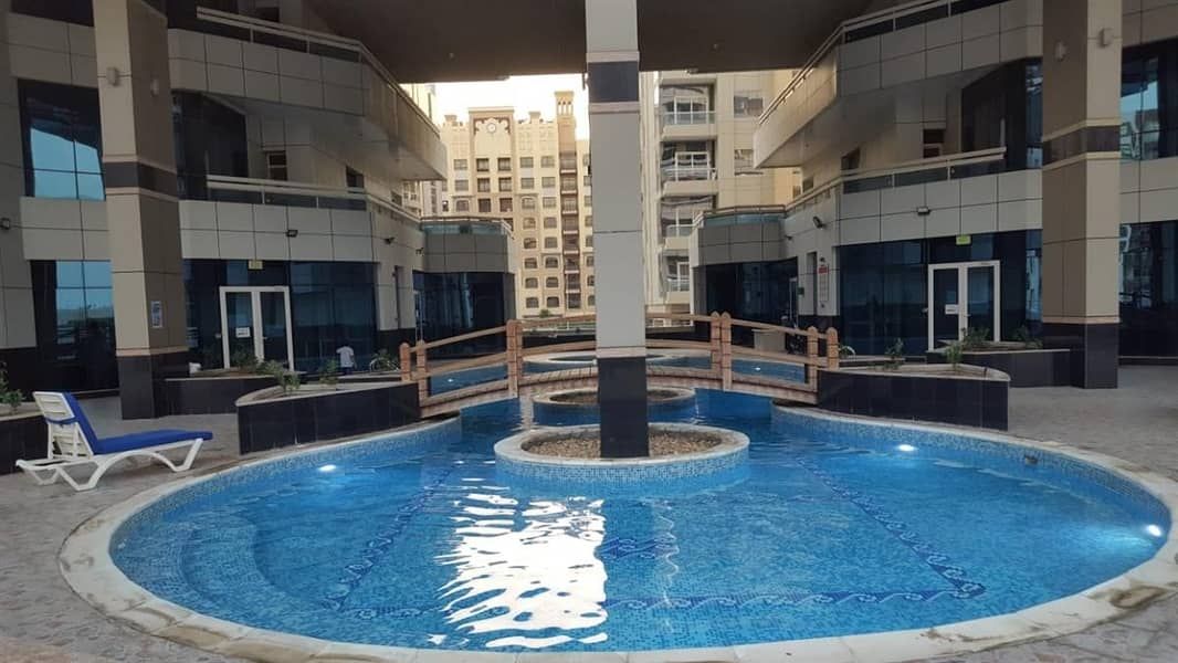 Specious   Well Maintained   1 Bedroom   Balcony