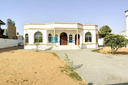 3 Bedroom Villa for Rent in Al Barsha, Dubai - Single Storey 3 Bed+Majlis+Maid with Huge Garden