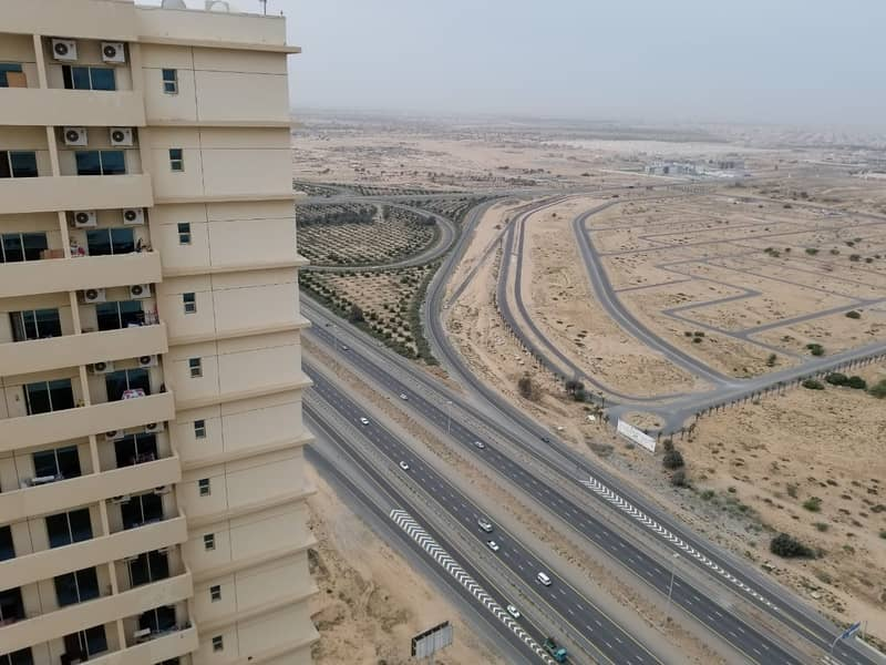 1 BHK for rent 18k Lilies tower, Emirates city, Ajman