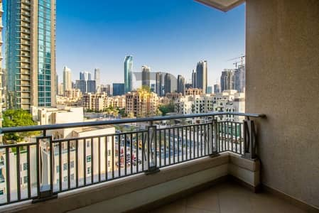 2 Bedroom Apartment for Rent in Downtown Dubai, Dubai - |Vacant||2 Bedroom| BLVD view| Bright| Spacious