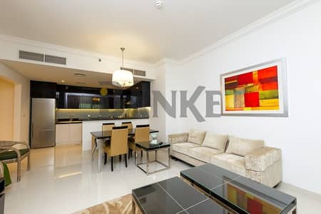 2 Bedroom Flat for Rent in Business Bay, Dubai - 2BR MODERN STYLE FURNISHED   4 CHQS   VACANT