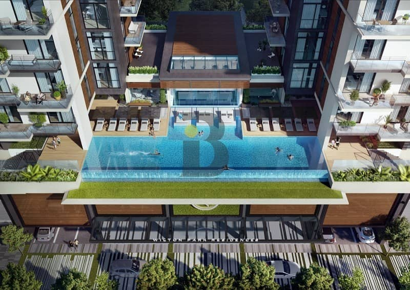16 Central location Brand new 1 Bedroom | Mohammad Bin Rashid City