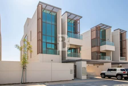 6 Bedroom Villa for Sale in Meydan City, Dubai - Brand New 6 Bed Villa|Green Park View| With Elevator