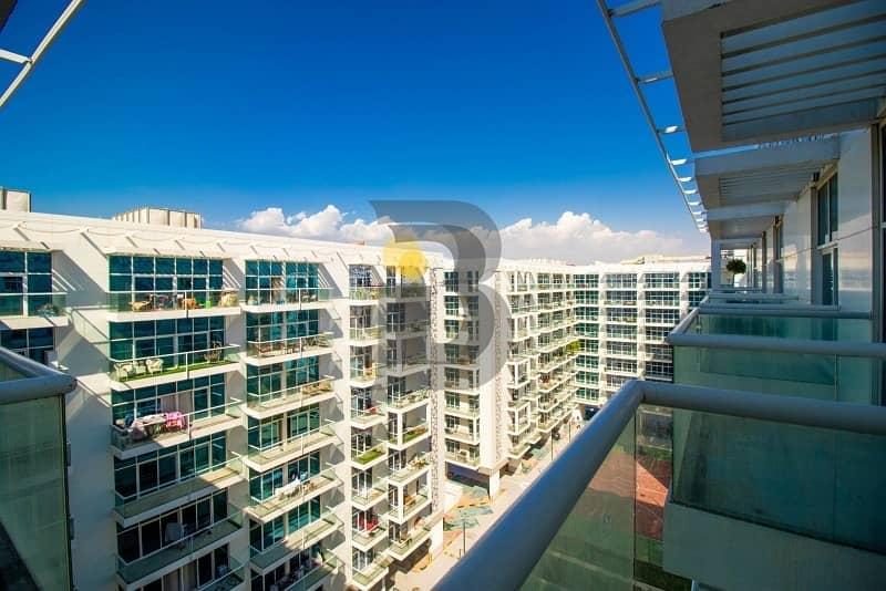 2 Bedroom + Maids | Glitz3 Tower 1| Dubai Studio City