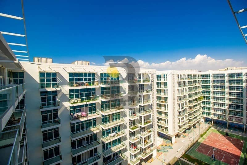 2 2 Bedroom + Maids | Glitz3 Tower 1| Dubai Studio City