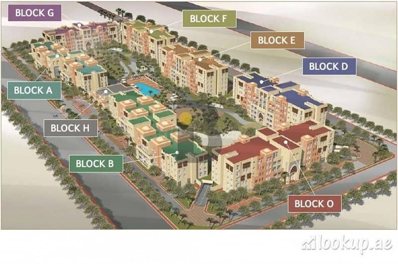 13 2 Bedroom for Sale in Masakin | Al Furjan