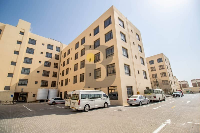 AED 3100/MNTH BRAND NEW VERY CLEAN|Staff Accommodation |IMPZ