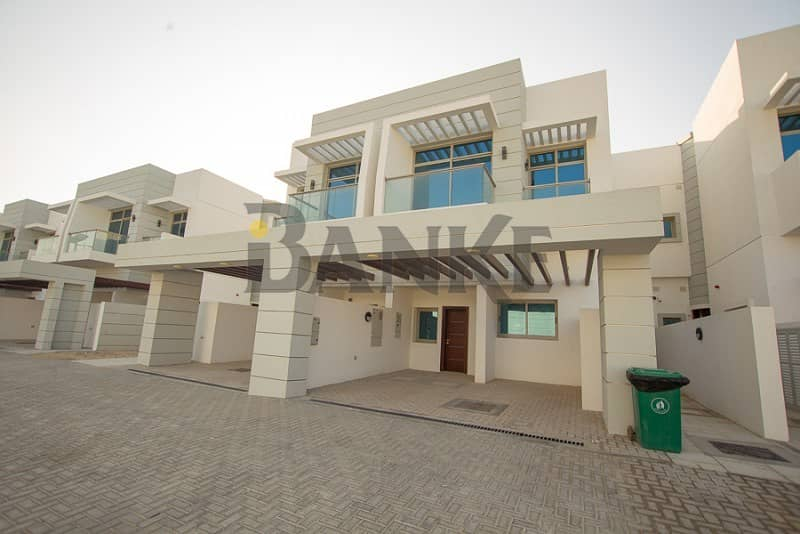 Brand New 4 Bed + Maid Townhouse for Sale in Dreamz - Al Furjan