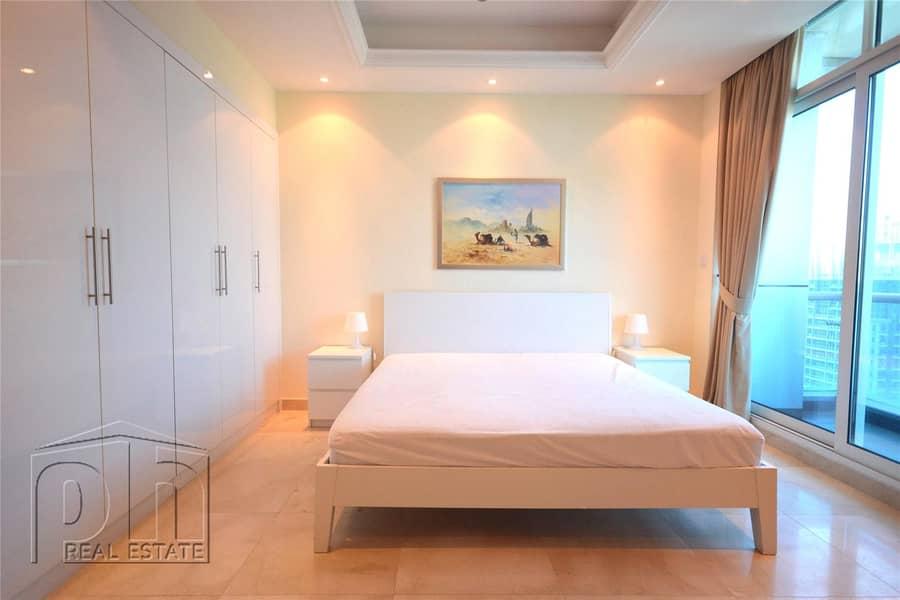 10 Marina Views | High Floor | Furnished |