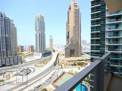 1 Bedroom Flat for Sale in Dubai Marina, Dubai - Sea View | Great Investment | Vacant OT