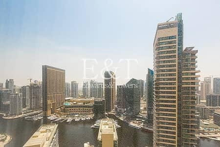2 Bedroom Flat for Sale in Jumeirah Beach Residence (JBR), Dubai - Marina View Vacant Soon 2 Bedrooms Bahar 1  JBR