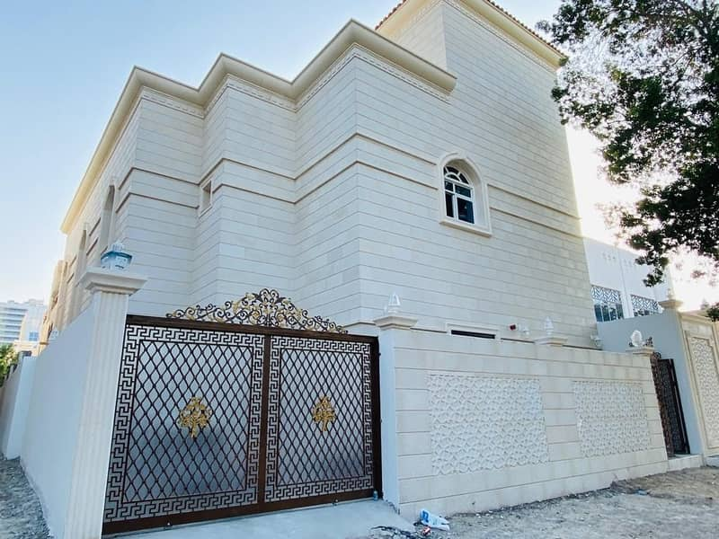 Best Investment for a Brand New Villa in muroor area.