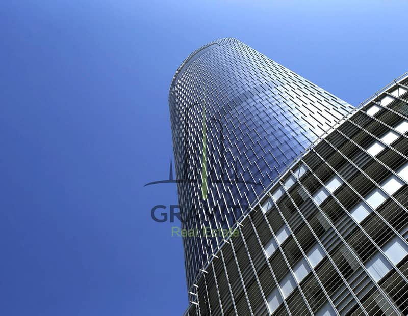Fitted Office in Luxurious Tower | Inquire Now