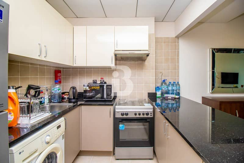 20 1 Bedroom Unfurnished|The Polo Residences in Meydan Avenue