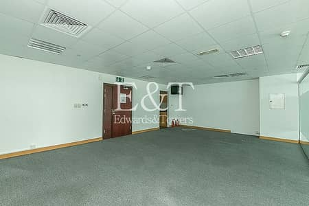 Office for Rent in Jumeirah Lake Towers (JLT), Dubai - Fitted|Low Floor| X3 Tower | JLT