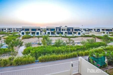 5 Bedroom Villa for Rent in Dubai Hills Estate, Dubai - Single row   Landscaped   Close to Pool