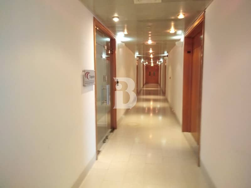 All inclusive fitted office near Marriott hotel apartment