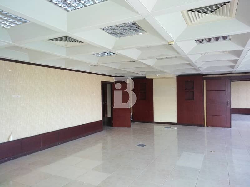 2 All inclusive fitted office near Marriott hotel apartment