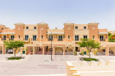 4 Bedroom Townhouse for Rent in Dubai Sports City, Dubai - Landscaped | Best price |  Views over the park