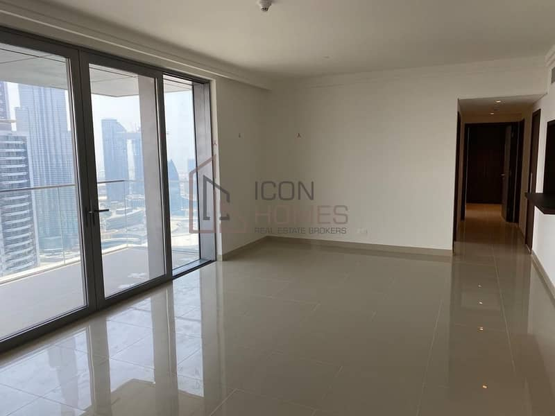 2 Brand New | Full Burj Khalifa and Partial Fountain View | High Floor | 3 Bedroom | Amazing Price | Boulevard Point