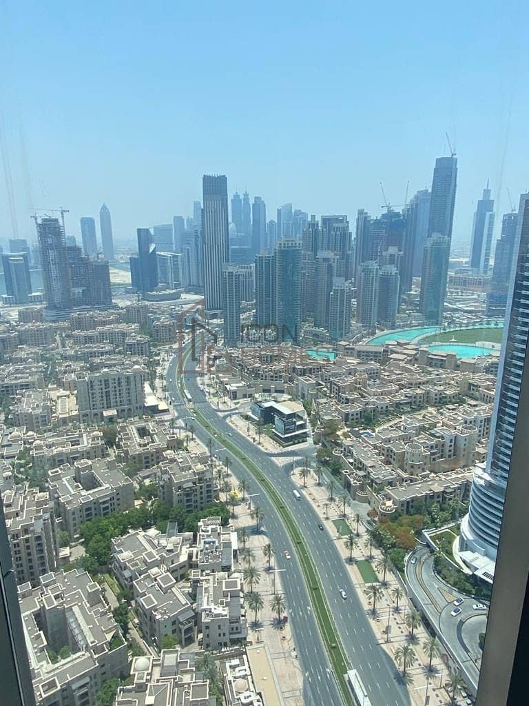 16 Brand New | Full Burj Khalifa and Partial Fountain View | High Floor | 3 Bedroom | Amazing Price | Boulevard Point