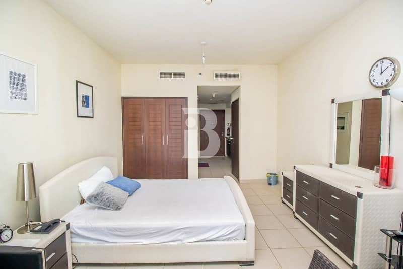 STUNNING WELL MAINTAINED FURNISHED STUDIO  APARTMENT