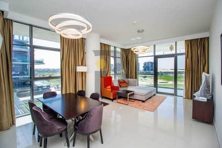شقة 3 غرف نوم للايجار في داماك هيلز (أكويا من داماك)، دبي - Brand New Full Golf Course View Furnished