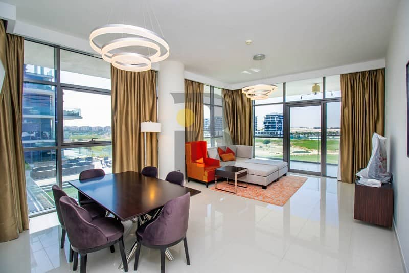 2 Brand New Full Golf Course View Furnished