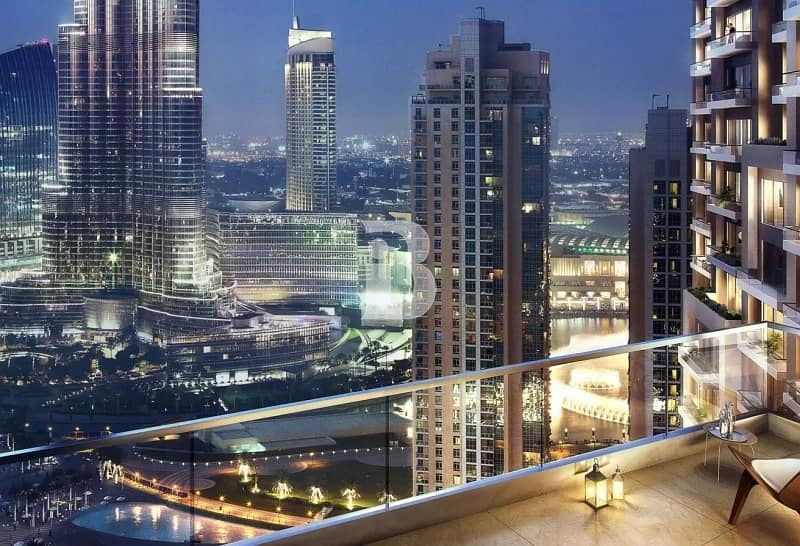 11 Act 1& 2 Emaar the last available in the heart of Downtown